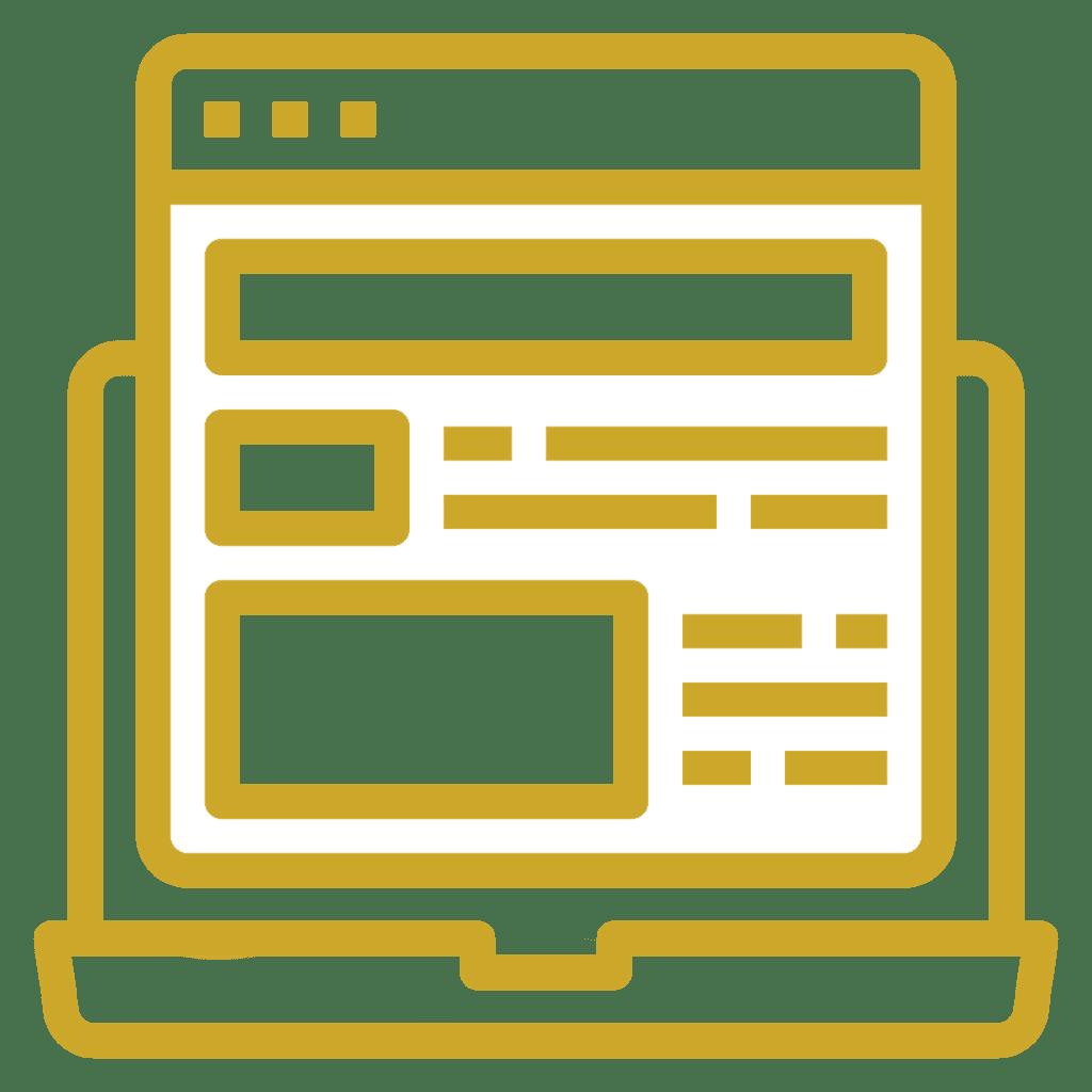 Hirdetési szövegek A/B tesztelése ikon