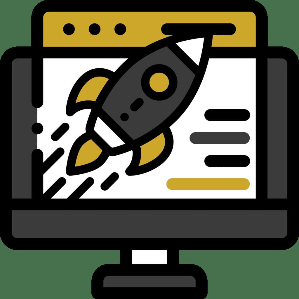Marketing ügynökség keresőoptimalizálás ikon